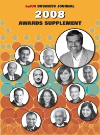 IBJ Awards Cover 2008